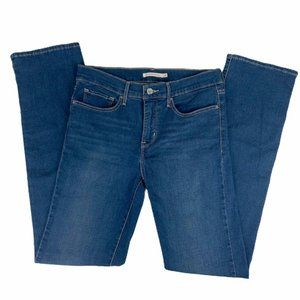 Levis 315 Jeans Size 30 Shaping Straight Leg